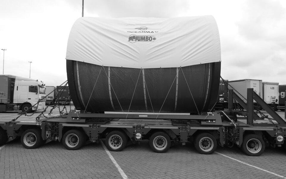 Oceanmax Jumbo staalkabels